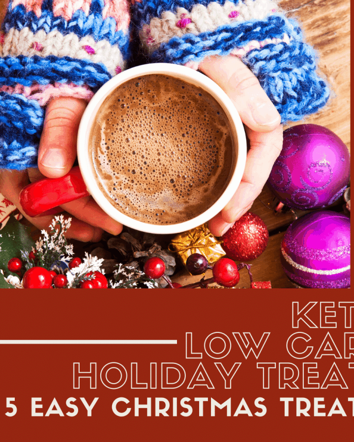 Keto Christmas Treats recipes low carb gluten free