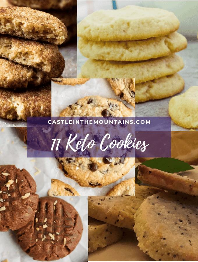 11 Amazin Keto Cookies recipes