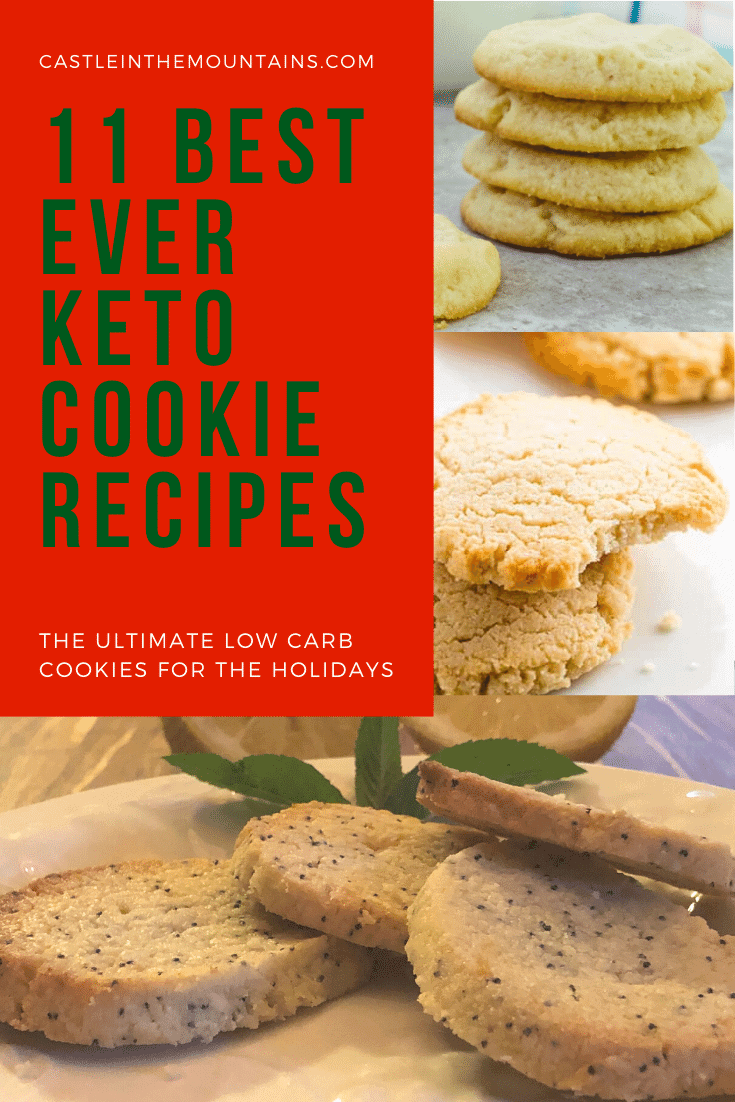 11 Wonderful Keto Cookie Recipes
