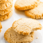 WholesomeYum.com Cream Cheese Cookies Awesome Keto Cookies