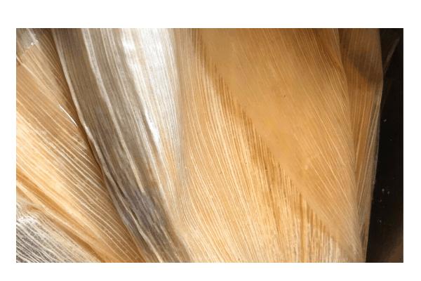 Low carb tamale corn husk