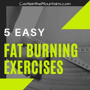 Easy Fat Burning Exercises
