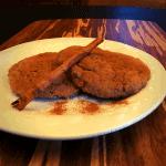 Keto 2 minute pumpkin cookies recipe low carb gluten free dessert