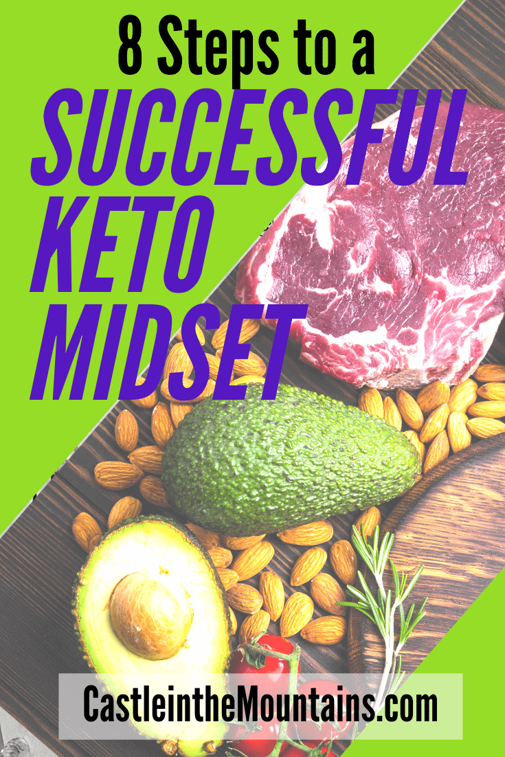 8 Steps to a Successful Keto Mindset