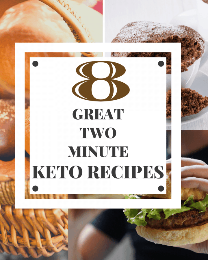 two minute keto recipes low carb gluten free