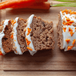 Keto Carrot Cake Banana Bread