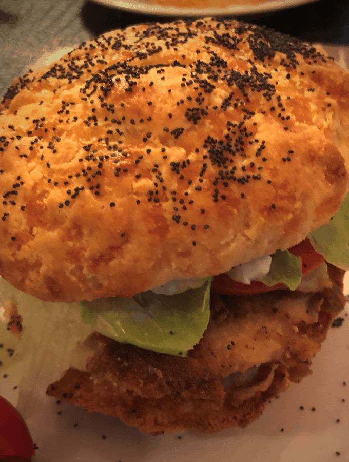 Keto Steakhouse Burger Buns - lchf - low carb - gluten free