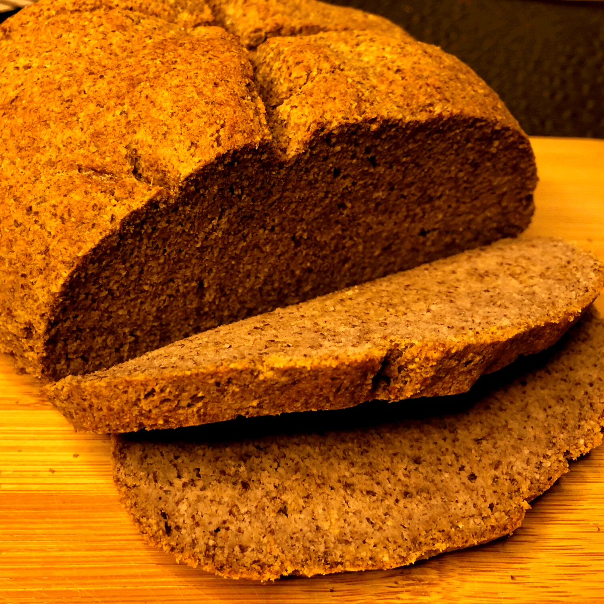 Low Carb Sour Dough Bread Recipe