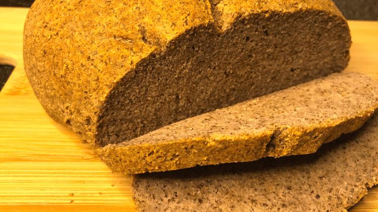 Low Carb Sourdough Bread