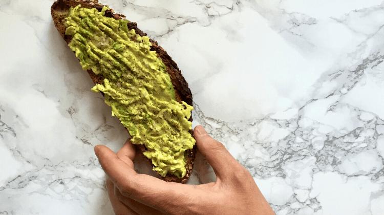 Low Carb Sourdough bread 4