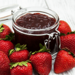 Exquisite Low-Carb Strawberry Jam ~ Sugar Free