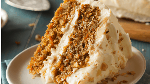Scrumptious Keto Carrot Cake Recipe 4 Nc With Frosting