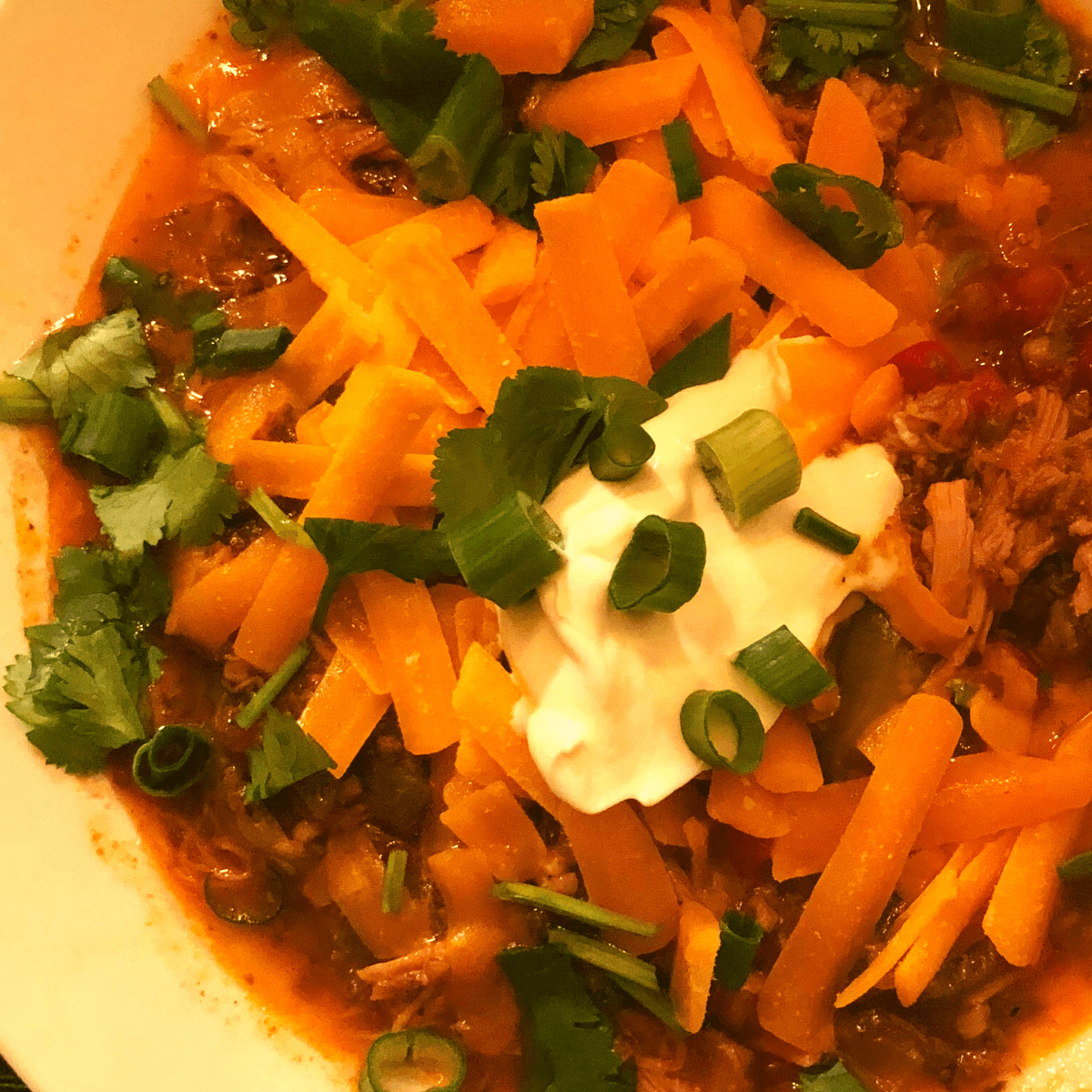 Low Carb Colorado Green Chili recipe gluten free low carb