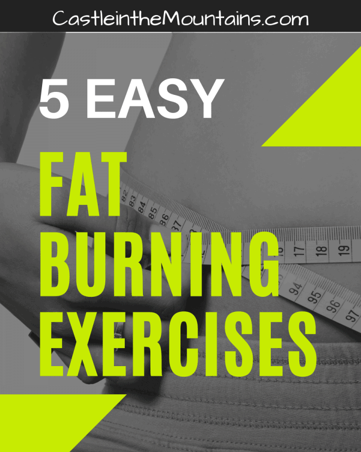 5 fat burning exercises to lose weight