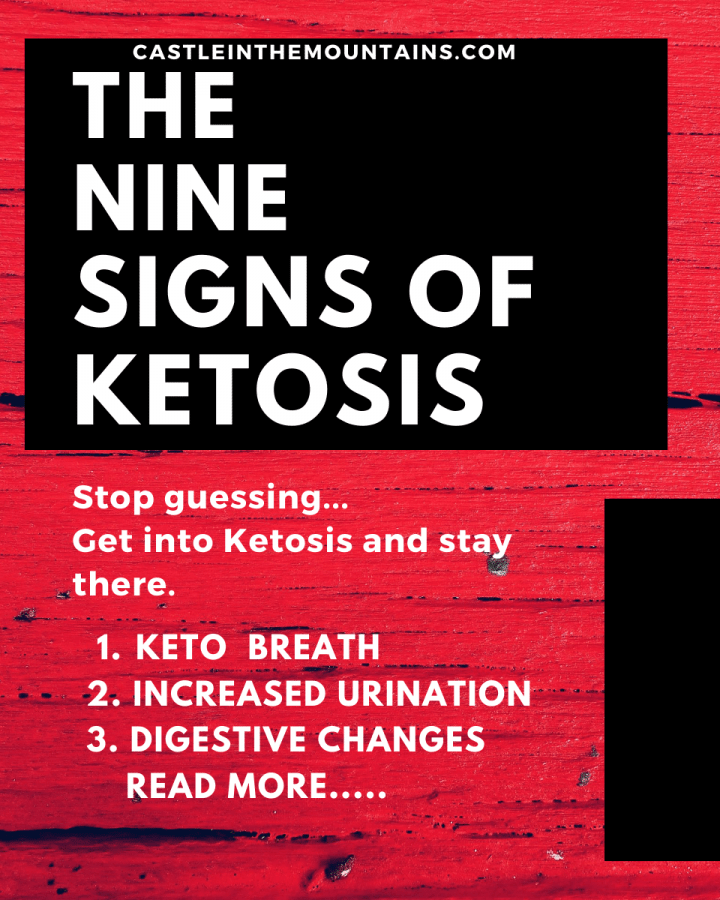 9 signs of Ketosis stop guessing that keto is working