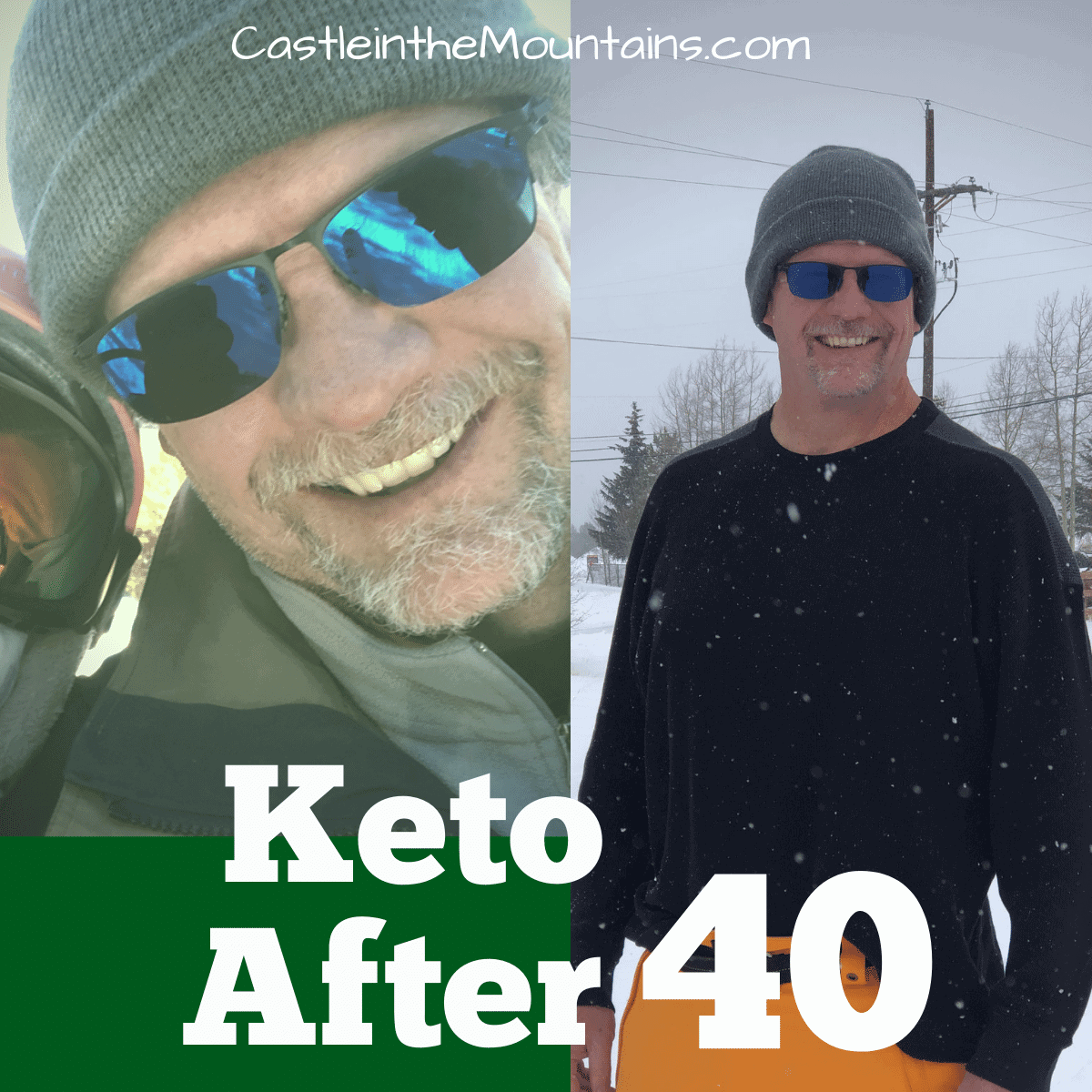How to be successful with Keto over 40