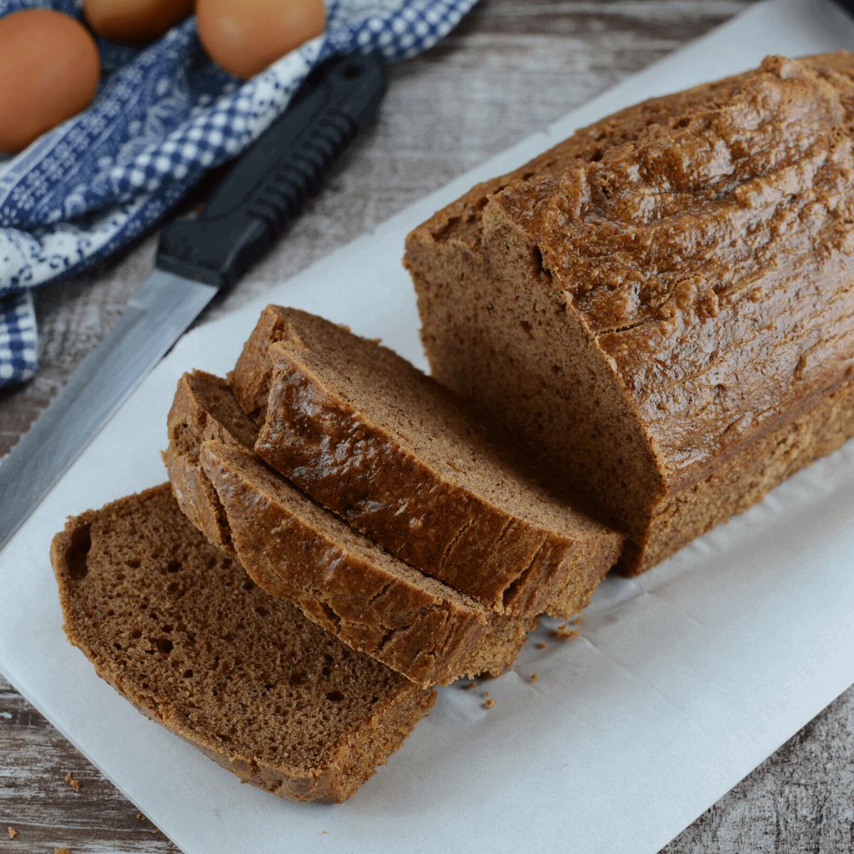 Incredible Keto Yeast bread Recipe – Gluten Free Sandwich Bread
