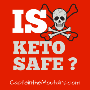 Is the Keto Diet Safe - Healthy Low Carb Diet danger keto