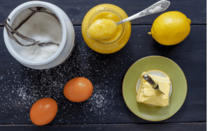 Lemon Curd Next to butter