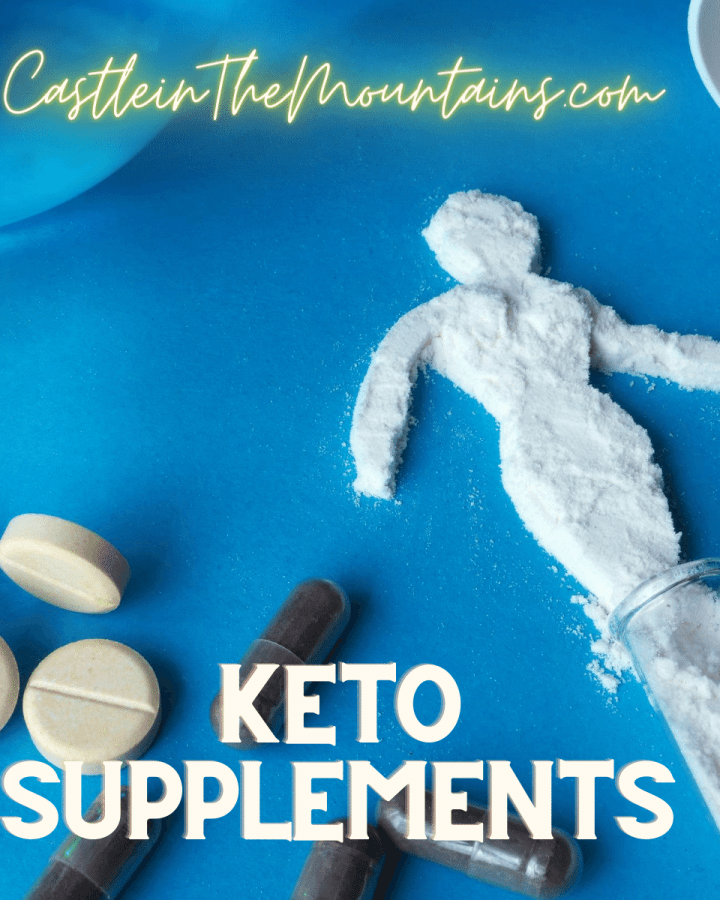 Keto Supplements for loseing weight