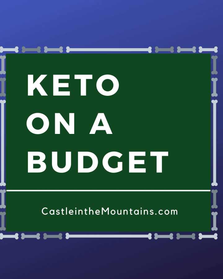 Keto on a budget tips for success