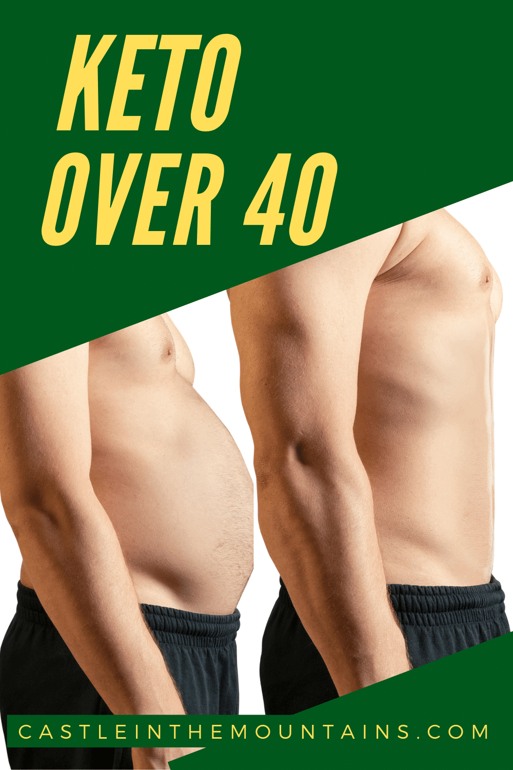 10 Tips for Keto when You are Over 40