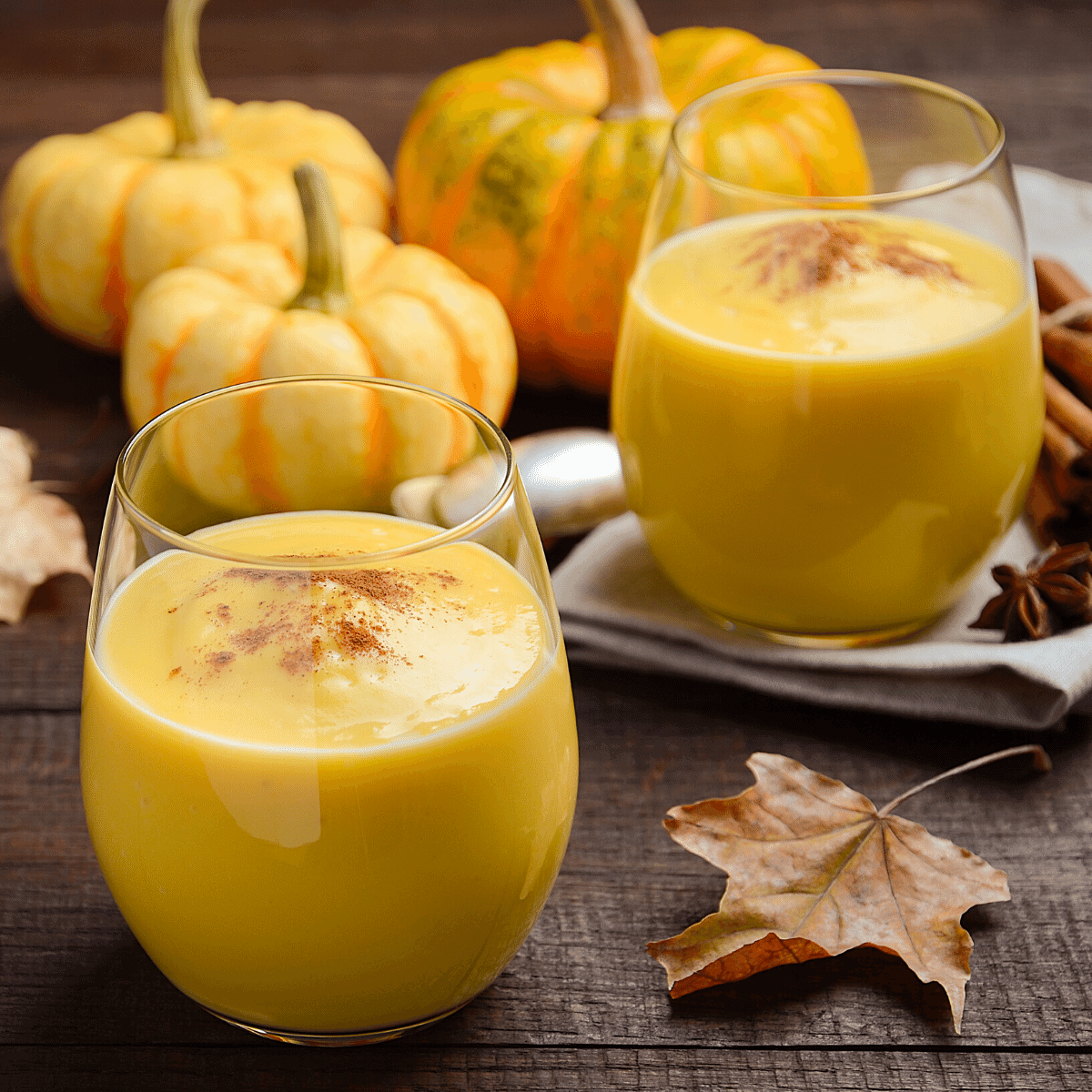 Pumpkin Smoothie Recipe Keto Pumpkin spice
