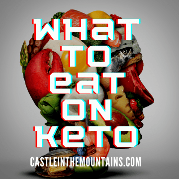 What to eat on keto - delicious ketogenic low carb food