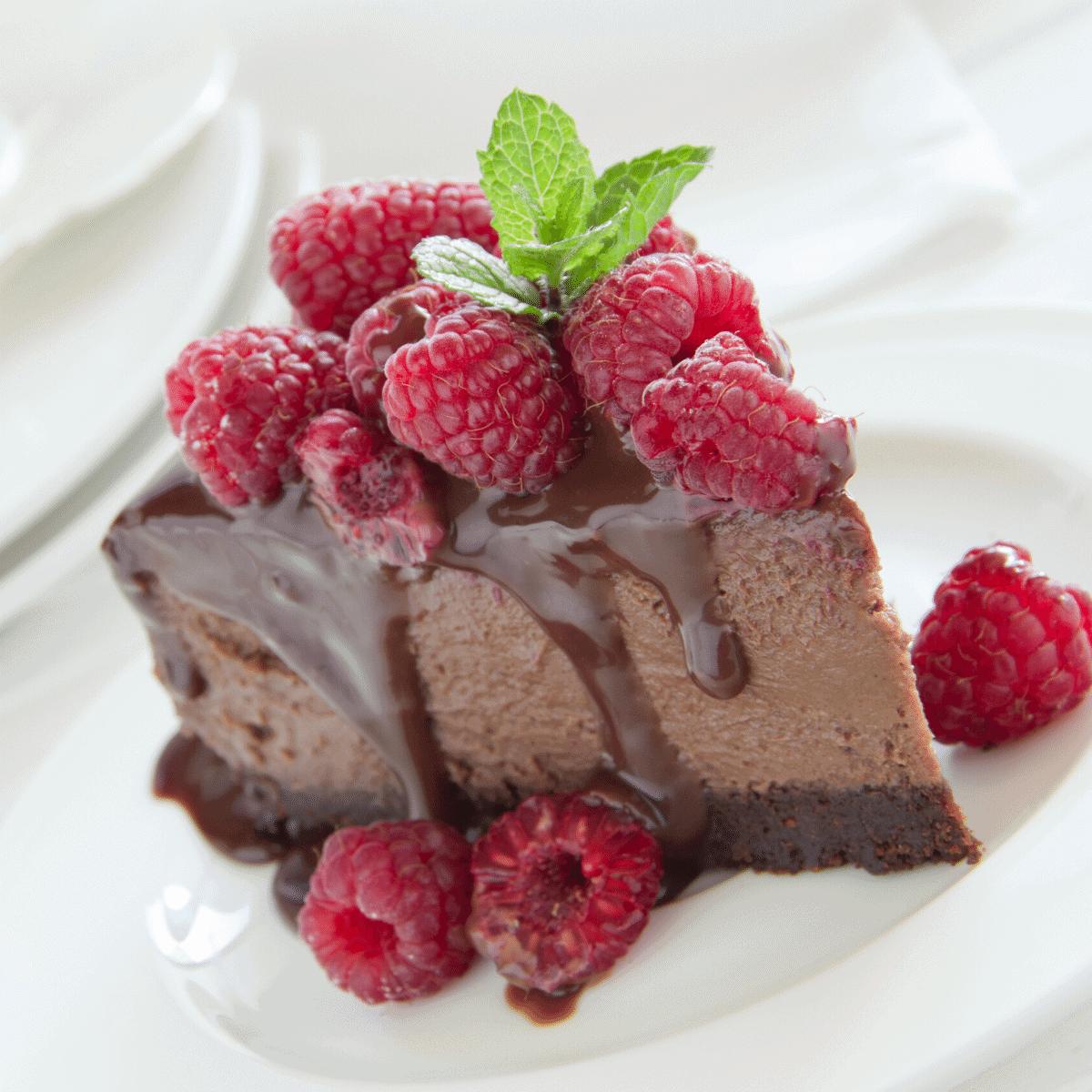 keto chocolate cheesecake recipe low carb gluten free dessert
