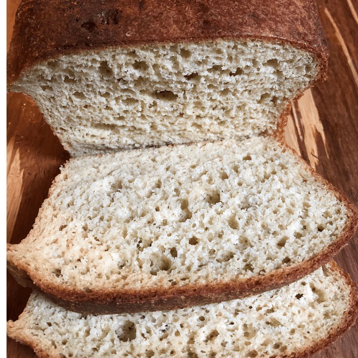 # 1 Swoon-Worthy Keto Almond Flour Yeast Bread Recipe