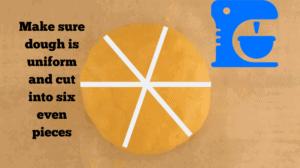 Keto Bagels dough