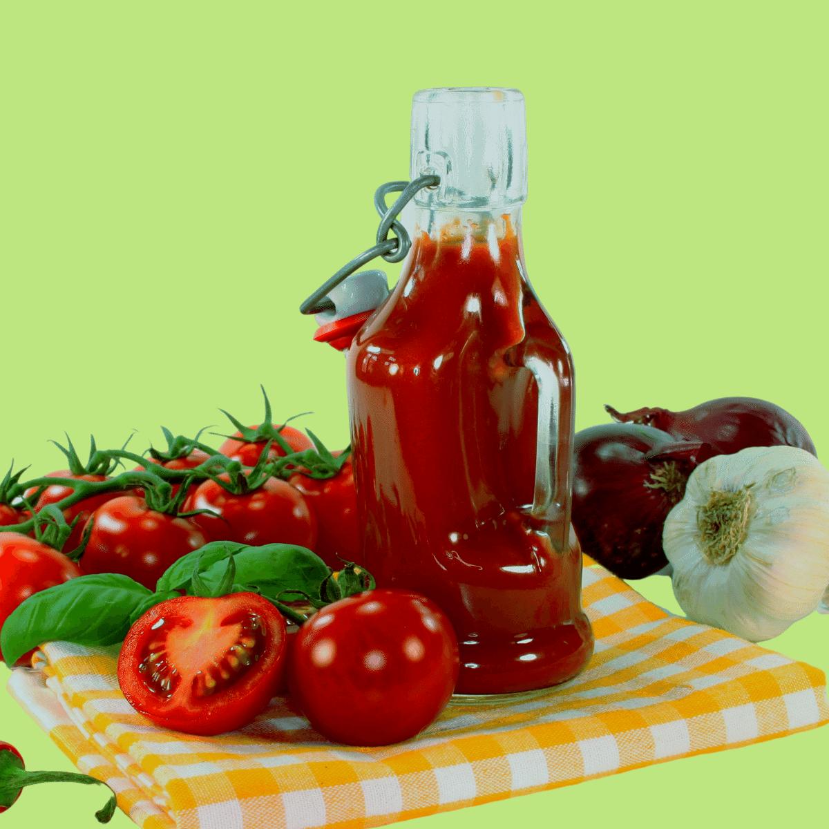 Keto Ketchup Recipe