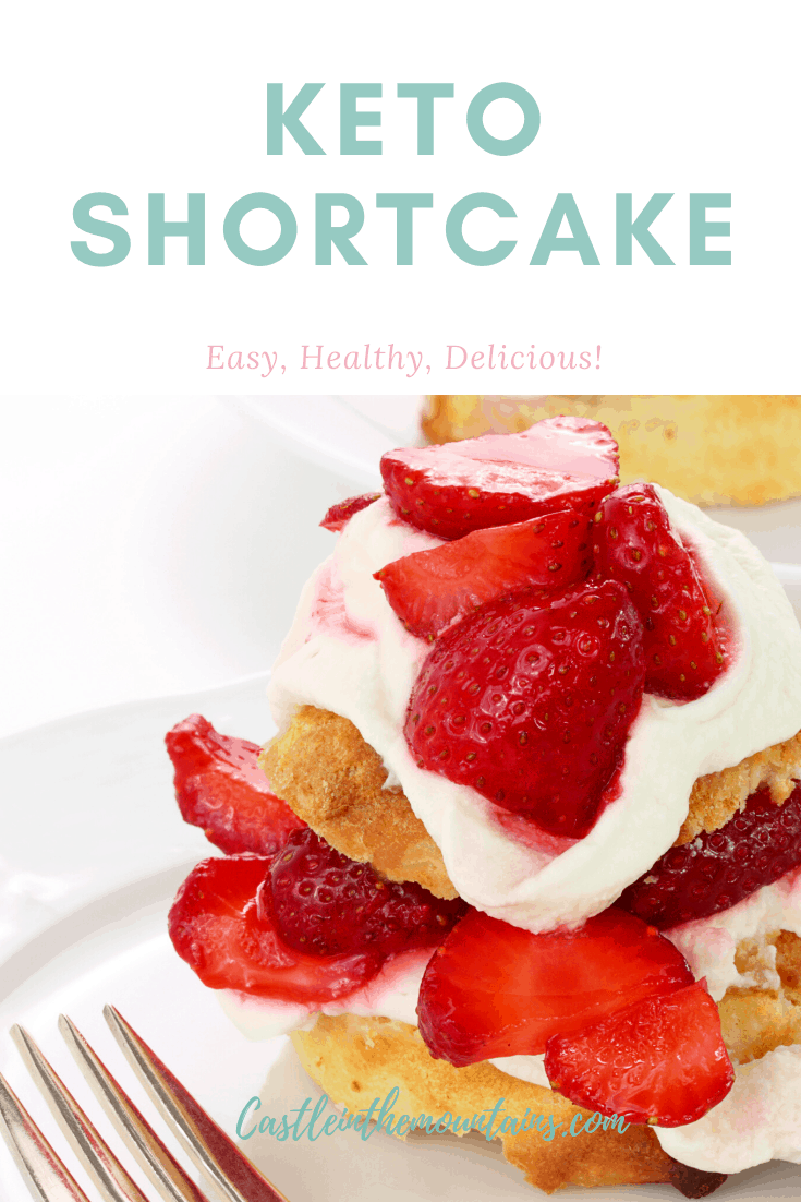 Low Carb Berry Shortcake