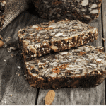 High Fiber Nut and Seed Keto Bread