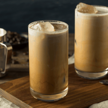 Keto Almond Joy Iced Mocha recipe