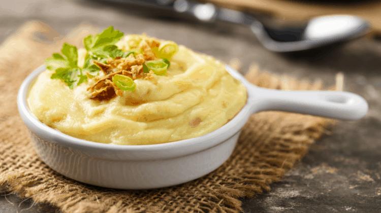 Keto Bacon Cauliflower Mash (3)
