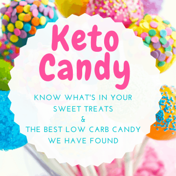 Keto Candy Sweetener facts