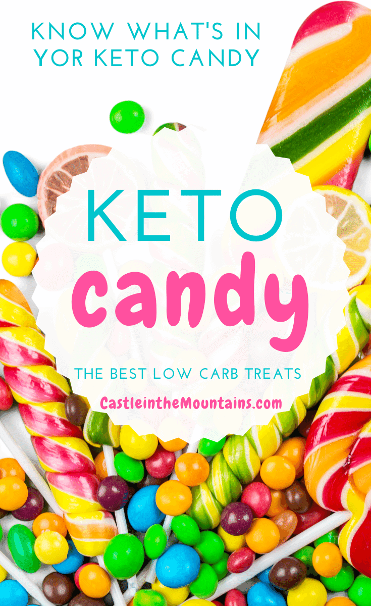 Keto Candy and What Makes Them So Sweet