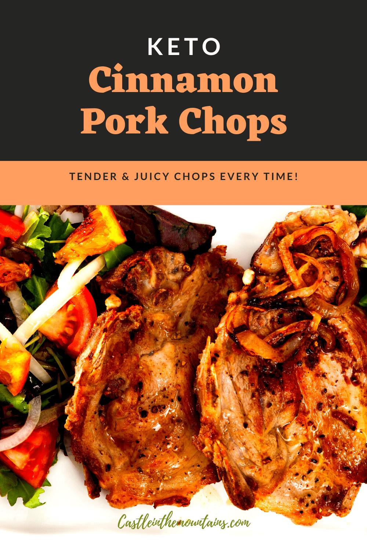 Cinnamon Pork Chops