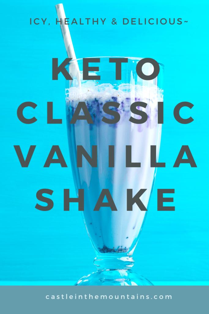 Keto Classic Vanilla Shake (5)