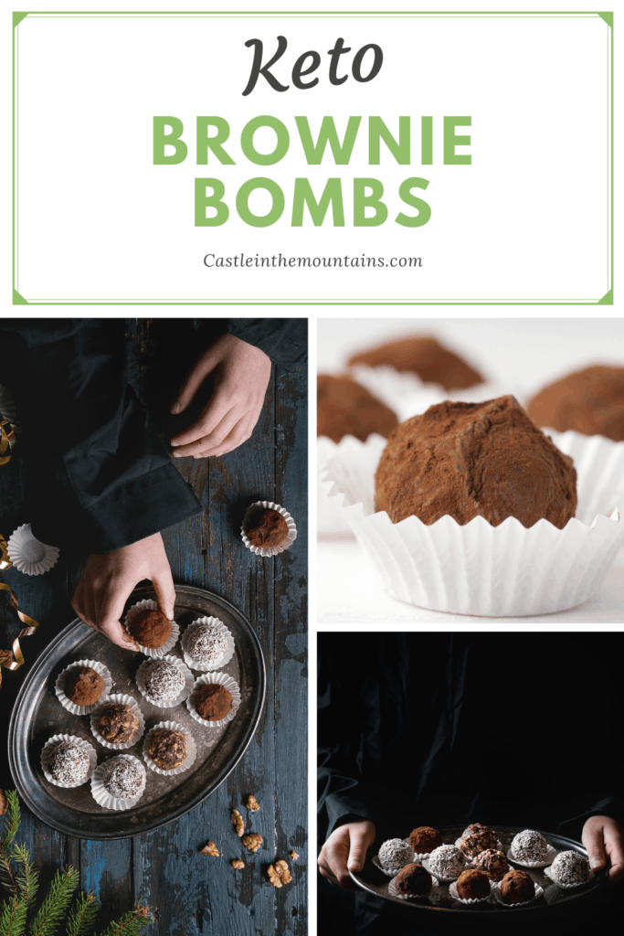 Keto Fudgy Brownie Bites (5)