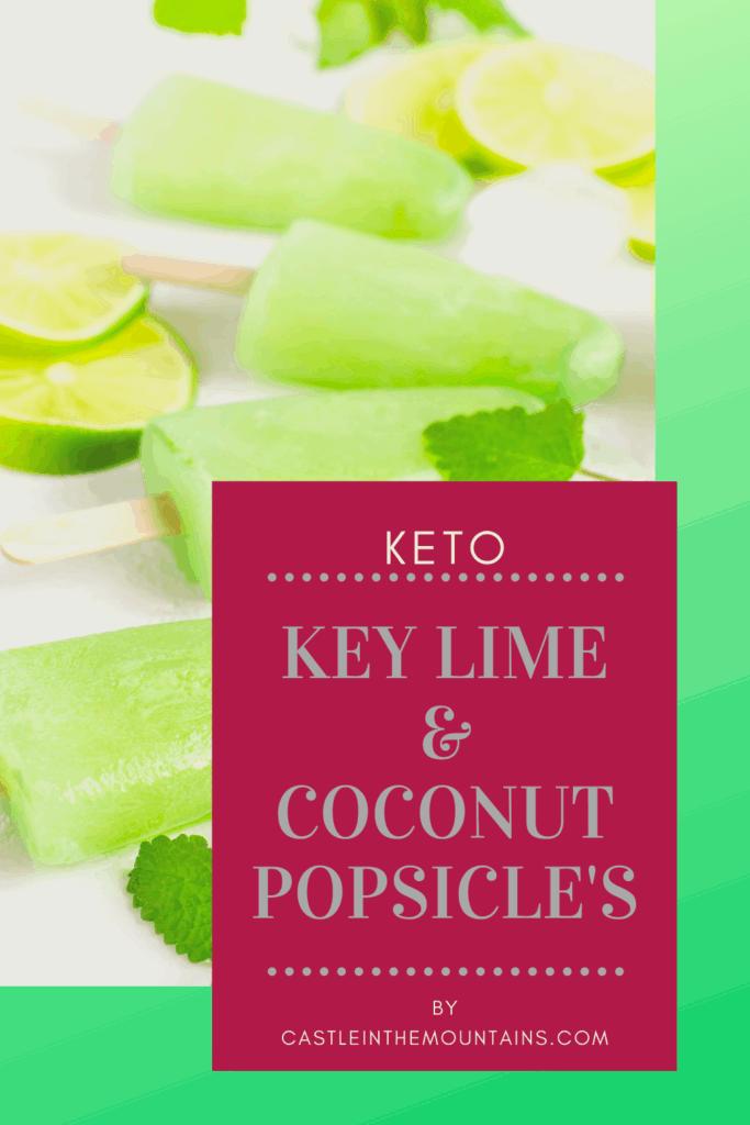Keto Key Lime Coconut popsicle's pin (5)