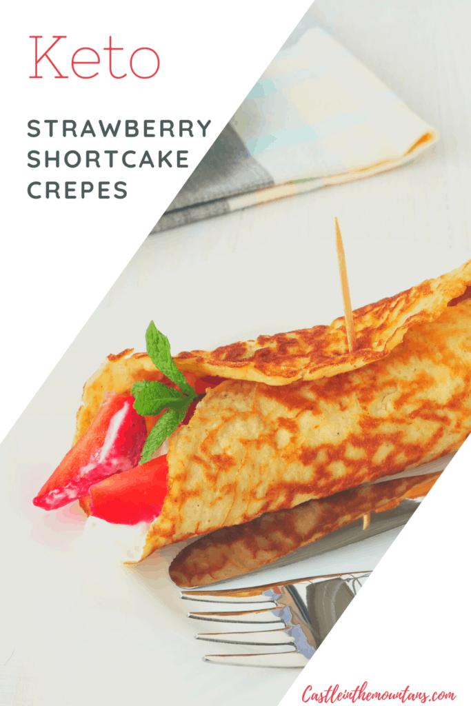 Keto Strawberry Shortcake Crepes Pins (1)