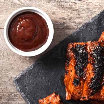 Keto barbecue sauce recipe low carb BBQ