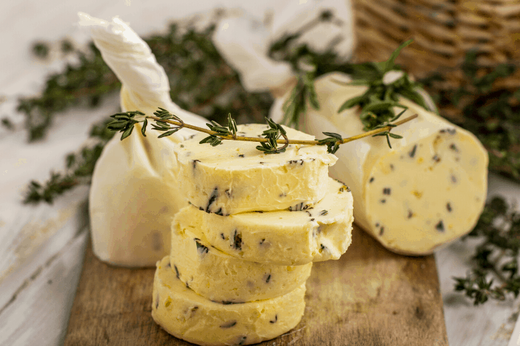 how to make savory butter