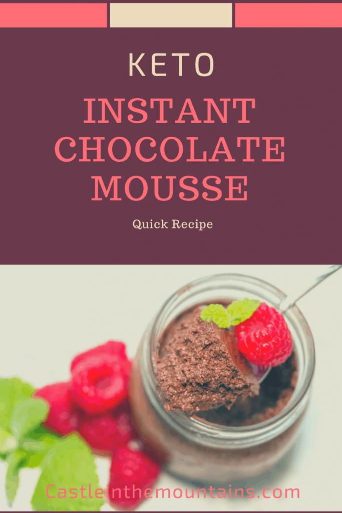 Keto Chocolate Mousse Recipe (5)