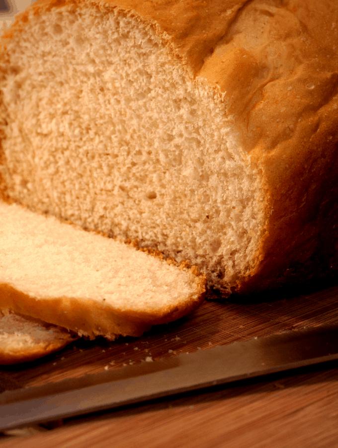 Keto Coconut Yeast Bread