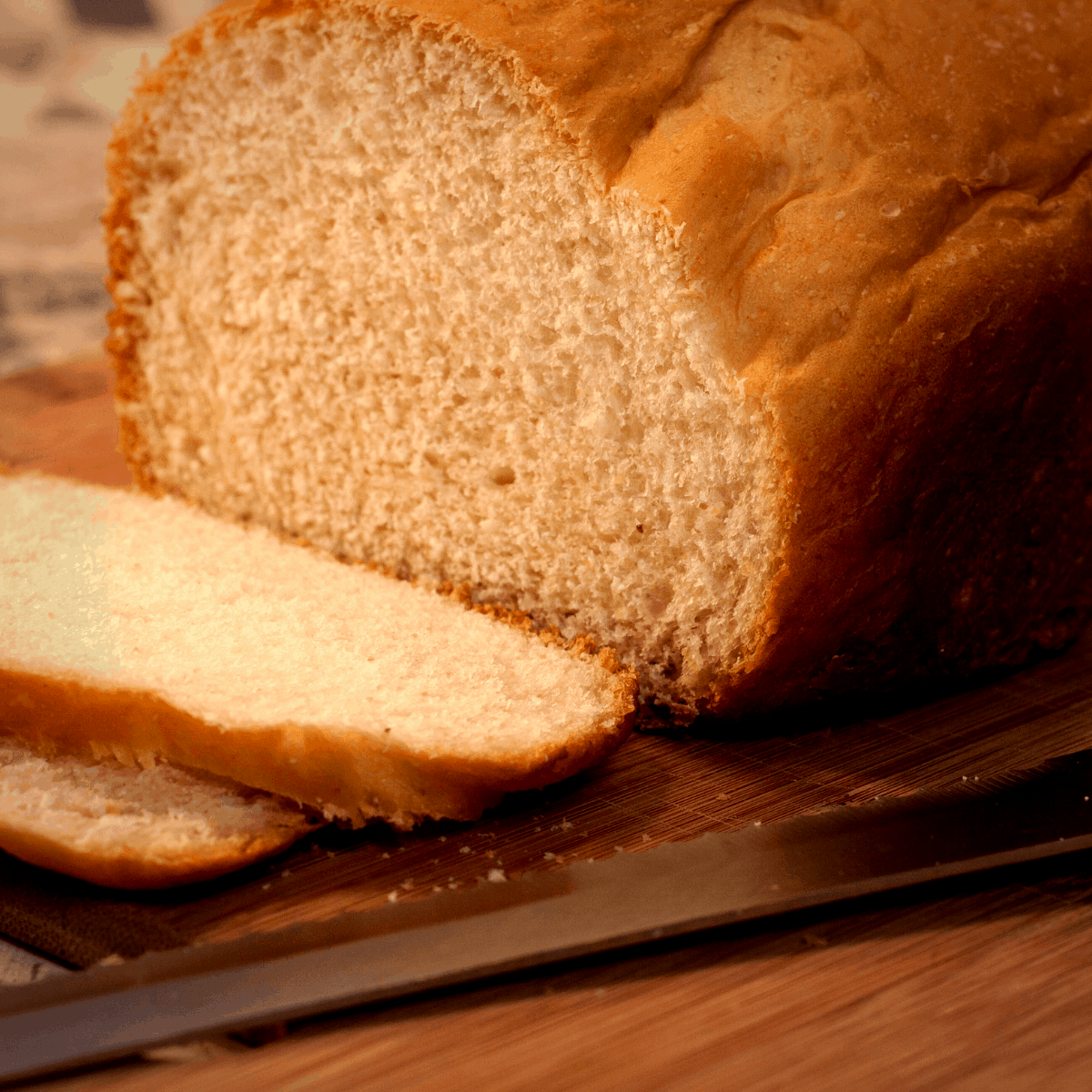 Keto Coconut Yeast Bread