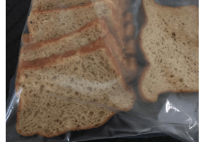 Keto Yeast Bread- Sliced Bread