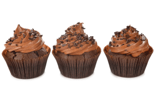 Low Carb Chocolate Cupcakes Post (1)